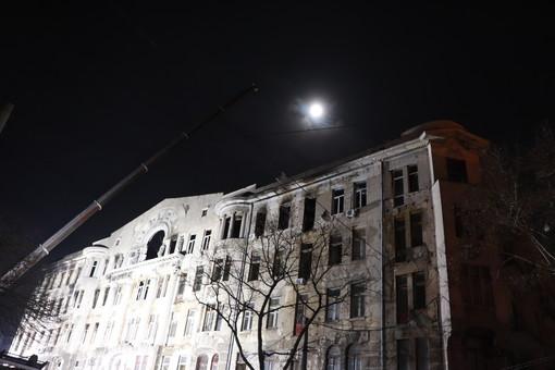 Число жертв смертельного пожара в Одессе увеличилось до десяти