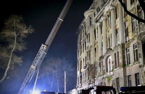 Пожар в Одессе убил уже 12 человек