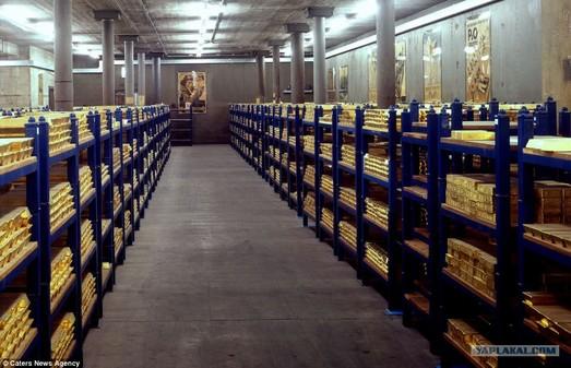 Золотовалютные резервы Украины выросли на пол миллиарда