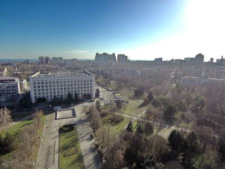 В Одессе с самого утра не работают сайты областной администрации и облсовета