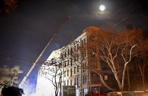 Пострадавшим при пожаре на Троицкой 4 декабря выделяют помощь