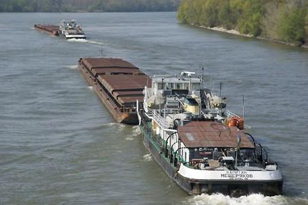 В ноябре 2019 «Украинское Дунайское пароходство» перевезло почти 185 тысяч тонн грузов