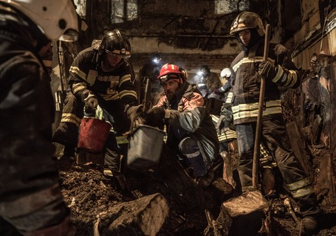 Обнаружены последние жертвы пожара в доме Асвадурова