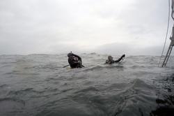 Курсанты одесской водолазной школы установили национальный рекорд погружения