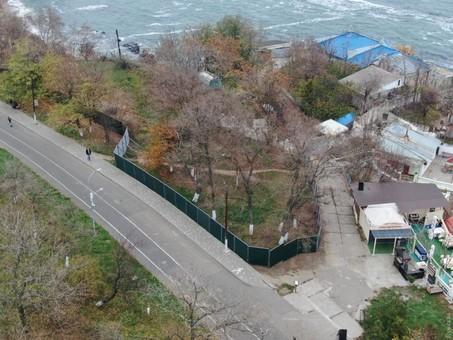 Прокуратура остановила скандальную стройку в Одессе на Французском бульваре