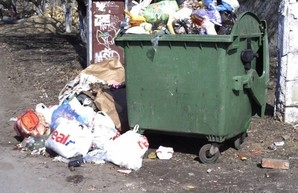 В Одессе поднимут тариф на вывоз мусора