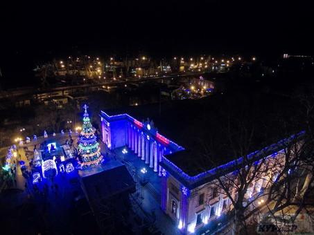 Как в Одессе планируют отметить Новый год