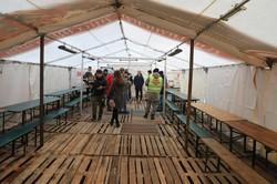В Одессе начал работу пункт обогрева для бездомных