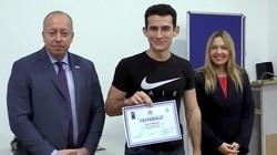 В Одессе военным вручили сертификаты по программе переподготовки НАТО