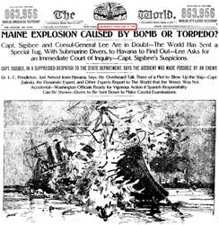 Исторические казусы: Самый громкий «Казус белли», или «Вспомним о Мэйне»