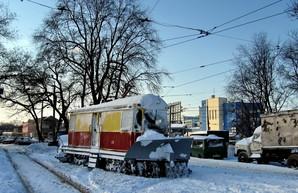 В Одессе рассказали, как будут расчищать снег с улиц
