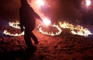 В Одессе протестовали против застройки побережья высотками