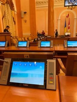 Одесский горсовет получил новую систему голосования