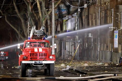 Где в Одессе могут построить новые пожарные депо