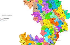 Чиновники хотят иметь в Одесской области 84 громады
