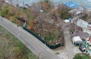 Дело о застройке пляжа в Одессе: прошли обыски в мэрии