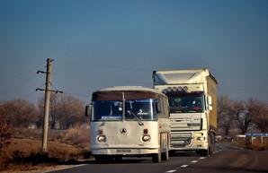 14 тысяч аварий случилось на дорогах Одесской области