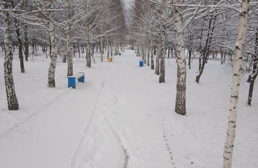 Завтра в Одесской области ожидается небольшой снег