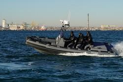 В Одессе и Мариуполе пограничники получили новые быстроходные катера (ФОТО)