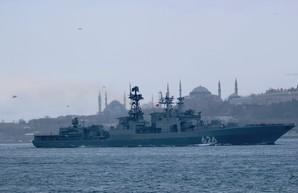 Оккупированный Крым насыщают российским флотом