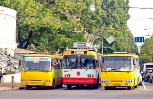 Трамваи и троллейбусы Одессы застраховали