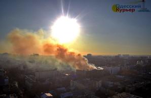 Одесситы уже собрали более миллиона гривен помощи пострадавшим в пожаре на Троицкой