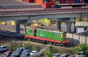 На Одесской железной дороге ежедневно загружали более 1400 вагонов