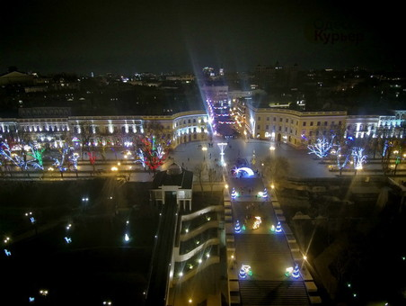 2019 год в Одессе в одном видеоролике