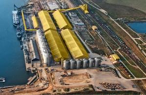 Стивидор «Трансинвестсервис», который работает в Одесской области, заявляет о перевалке 33 миллионов тонн грузов