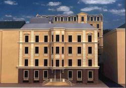 В Одессе продают заброшенный особняк у парка Шевченко для строительства гостиницы