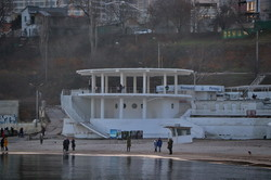 Одесская Аркадия в первые дни 2020 года (ФОТО)