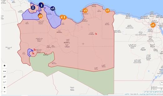 Эрдоган раскручивает Ливийский маховик