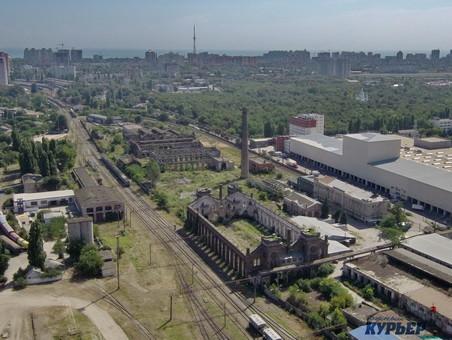 Бывший цех паровозных мастерских в Одессе выкупят предприниматели