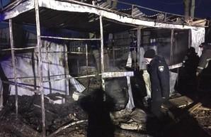Шесть человек погибли в Одесской области в рождественские дни от пожаров