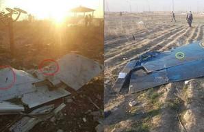 Гибель авиалайнера над Тегераном: скорее всего, его сбили