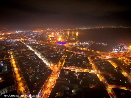 Где в Одессе самый грязный воздух
