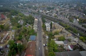 В Одессе могут построить заправку в середине спуска Маринеско