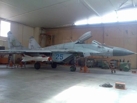 Украинский МиГ-29МУ2 готов к государственным испытаниям