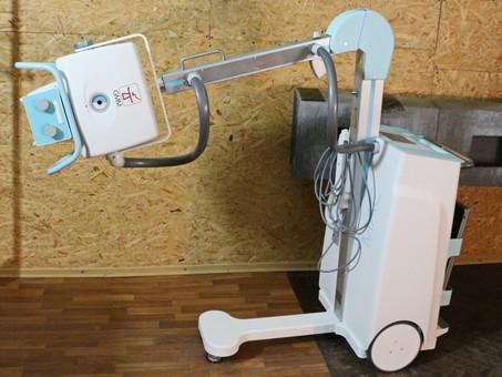 Для одной из старейших одесских больниц закупили новый рентген-аппарат