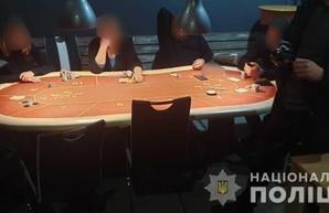 В Одесской области полиция закрыла почти тысячу казино