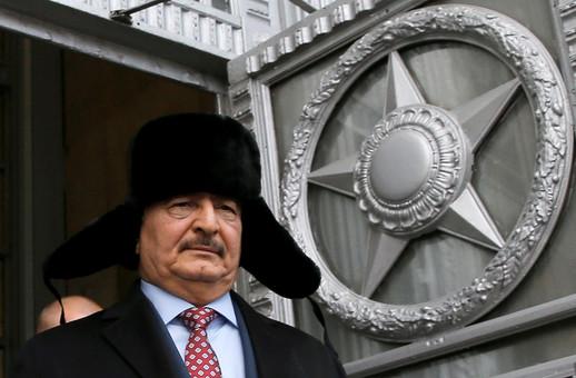Продуманная дерзость Халифы Хафтара в Москве