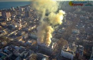 Расследование смертельного пожара в Одессе: подозреваемых стало больше