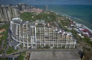 В Одессе автомобильный паркинг перестроили в квартиры