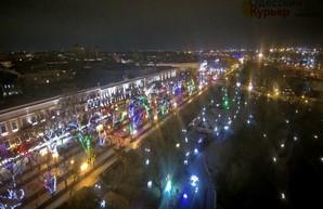 В Одессе продолжают плановые отключения электричества