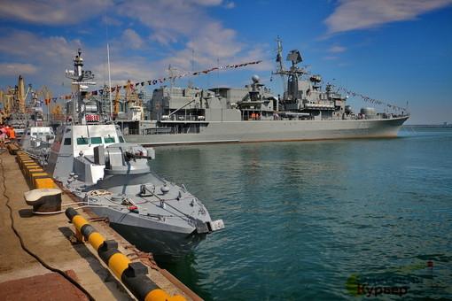 В Одессе осенью будут военные учения Украина-НАТО