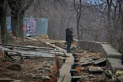 Как в Одессе сносят ювелирный завод и заливают бетоном бульвар Жванецкого (ФОТО)