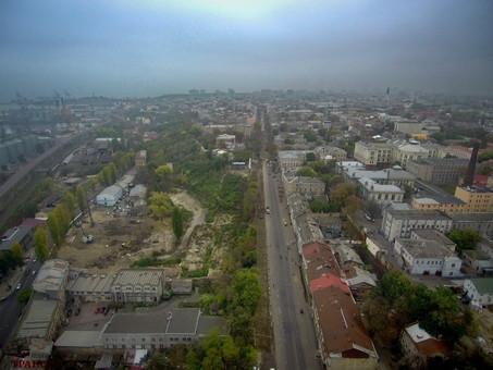 В Одессе неделя начинается с отключений света