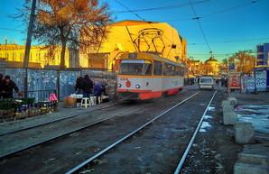 В тендере на реконструкцию Новощепного Ряда в Одессе пока участвует одна компания