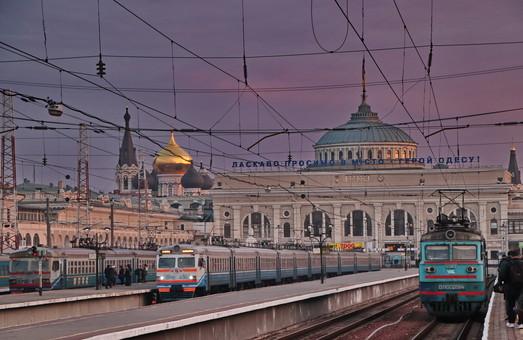 Вокзал Одессы вошел в пятерку самых загруженных в Украине