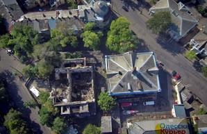 На компанию Кисловского составили админпротокол: за бездействие в восстановлении Масонского дома в Одессе